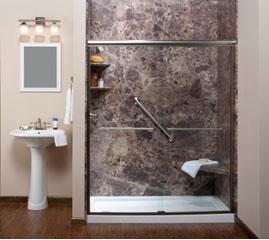 bathroom showers example